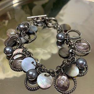🌺Cookie Lee Circle Bracelet